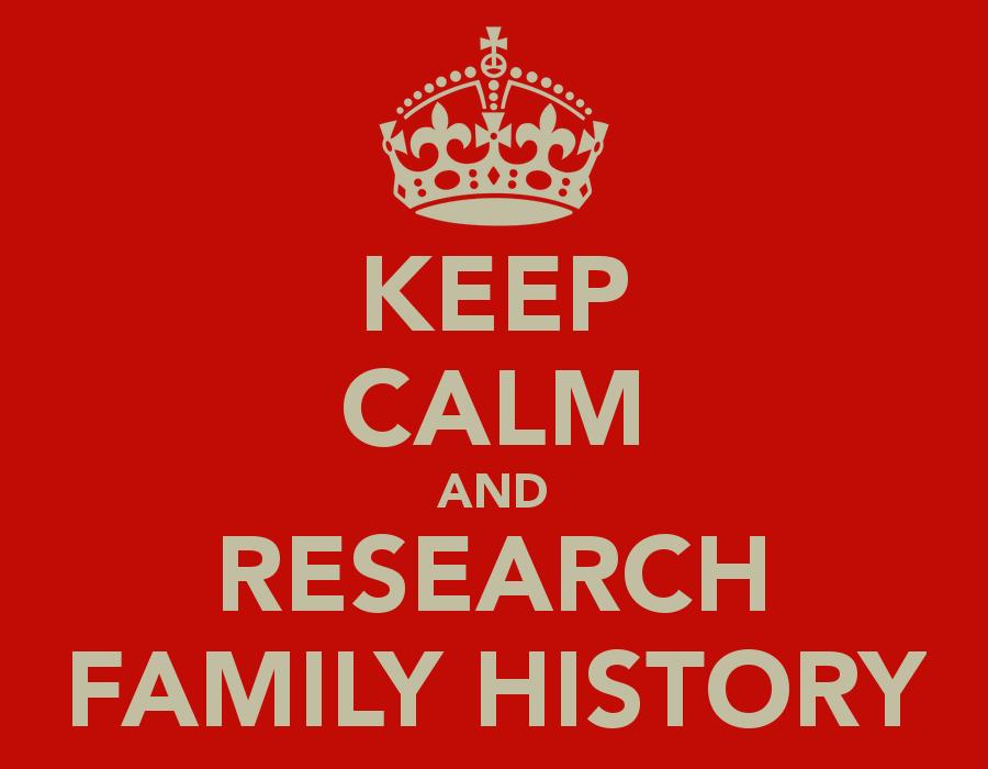 Family history 1 kingstonu3a kingston upon thames university of kingston u3a publicscrutiny Gallery